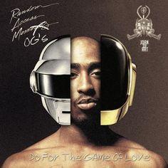 Tupac vs Daft Punk - Do For The Game Of Love (Joan Of ART Edit)