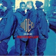 #Jodeci- a must! Holy crap I rocked this back in the mid-90's in my headphones.