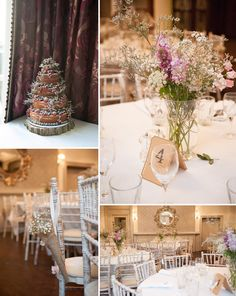 Wedding Reception  Daffodil Waves Photography  Chiswell Street Inspiration The Chiswell Street Dining Rooms Design Ideas