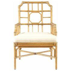 Regeant Nutmeg Arm Chair