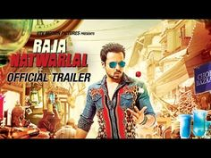 The trailer for the upcoming film 'Raja Natwarlal' starring actor #EmraanHashmi, was unveiled on Friday.