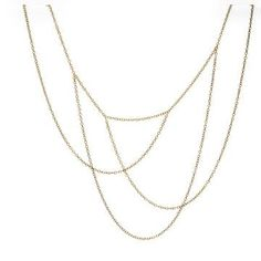 Beautiful chain necklace