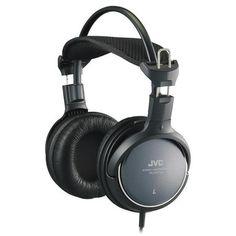 Наушники JVC HA-RX700 черные  — 3490 руб. —