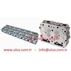 6221-11-1300-Komatsu Engine Cylinder head, SAA6D108 komatsu engine spare parts