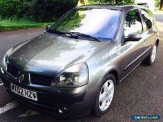 Renault Clio 1.2 16v Dynamique 3dr #renault #clio #forsale #unitedkingdom