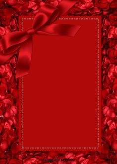 Red Romantic Rose Butterfly Knot Valentines Day Background - red roses,happy valentines d. - Red Romantic Rose Butterfly Knot Valentines Day Background – red roses,happy valentines d…, - Valentines Day Border, Happy Valentines Day Card, Rose Background, Valentines Day Background, Valentines Day Hearts, Valentines Day Decorations, Valentinstag Poster, Origami, Valentine's Day Poster