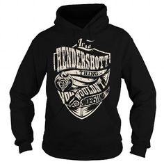 Awesome Tee Its a HENDERSHOTT Thing (Dragon) - Last Name, Surname T-Shirt T-Shirts