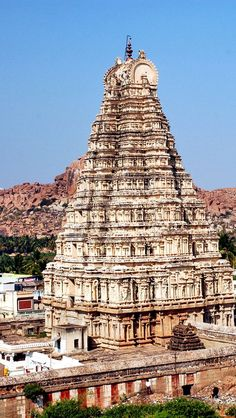 Virupaksha Temple India