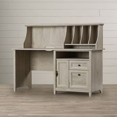 Found it at Wayfair - Toulouse Computer Desk with Hutch