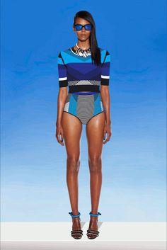 fendiroma:  Grace Mahary for Ohne Titel resort 2015