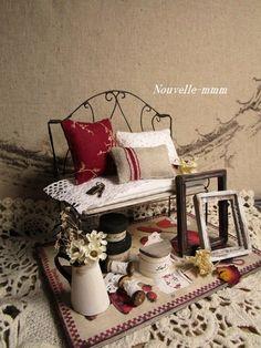 Miniature dollhouse ♡ ♡ By Nouvelle
