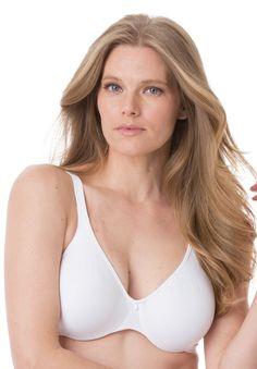 bbfc432a233 Comfort underwire bra by Bali - Women s Plus Size Clothing Best Plus Size  Bras