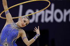 London Olympics Rhythmic Gymnastics