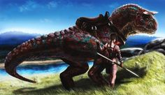 Ark: Survival Evolved : Whistle passive by biareos.deviantar... on @DeviantArt