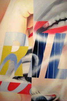 James Rosenquist | Marilyn Monroe, 1962 Painter Artist, Artist Painting, Modern Art, Contemporary Art, Pop Art Artists, Mass Culture, Jeff Koons, Art Walk, Classical Art