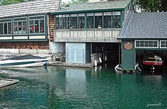 Blue Water Grill, Skaneateles, NY. Excellent fish dishes and soups. They also make an excellent Shirley Temple. The pier can be seen out the windows of this fine dining experience.