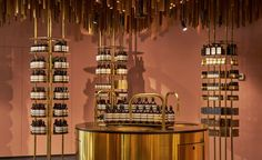 Aesop ION also marks the fourth Snøhetta-designed Aesop store globally