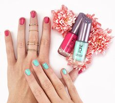 Healthy, beautiful nails start with just the right amount of preparation. Summertime is your perfect time to devote some extra attention to them, giving them the right protection, moisture, and shine they deserve.