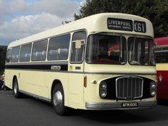 https://flic.kr/p/QfDEPS | CRG 103, AFM 103G, Bristol RE, ECW Body | Seen at Showbus 2016, at Donington Park is ex-Crosville ECW (C47F) Coach Bodied Bristol RE, CRG 103, AFM 103G, dating from 1968-9.