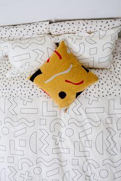 DUSEN DUSEN — Objects Pillowcase Set