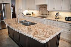 kitchen quartz/granite counter tops   Granite Quartzite Marble Quartz Countertops - traditional - kitchen ...