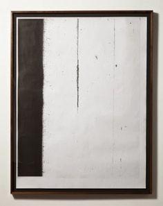 non-objective painting: Erlea Maneros Zabala