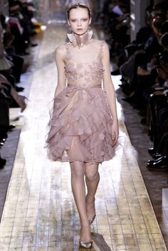 I'd love to wear this valentino dress