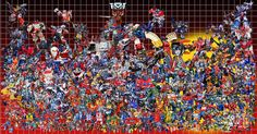 That's a lot of Autobots
