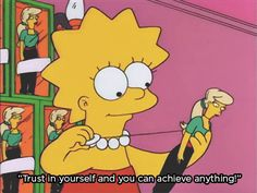 6 Job Search Tips from Lisa Simpson