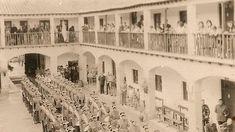 Antiguo cuartel de Guadix (Granada )