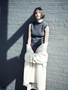 Kelsey Van Mook by Annemarieke van Drimmelen in Rika Magazine