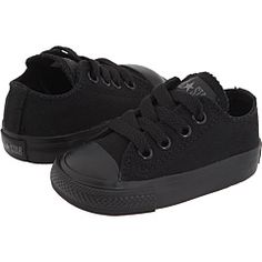 all black converse for toddlers