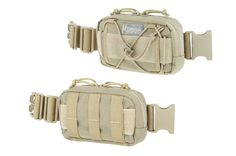 The MAXPEDITION Janus Extension Pocket is versatile and can be buckled to various regular or S-Type Maxpedition bags. www.Maxpedition.TV