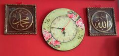 Clock Clock, Wall, Home Decor, Watch, Walls, Interior Design, Clocks, Home Interior Design, Home Decoration