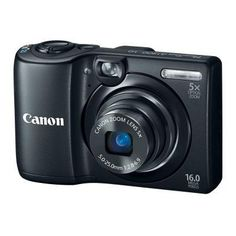 Canon Powershot A810 Digital Camera - Black