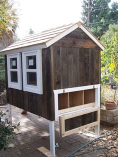 Gallery Pictures Of Chicken Coops, Quail Coop, Pigeon House, Henny Penny, Chicken Shack, Rabbit Hutches, Hen House, Raising Chickens, Dog Houses
