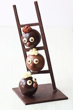 Mona de Pasqua II 2011 (figura de xocolata)