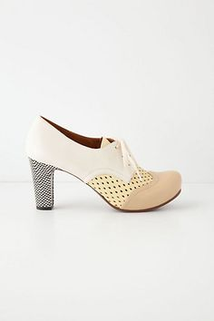 Chie Mihara sold by Anthropologie  Bandera Oxford Heels