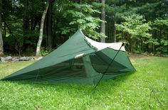LightHeart Solo - Wedge  LightHeart Gear, Ultra-Light Backpacking Tents...may go with this one instead