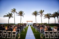 A glamorous Palm Beach wedding at The Breakers never fails to make us swoon especially when it has a classic and timeless vibe. Palm Beach Wedding, Wedding Venues Beach, Destination Weddings, Wedding Ideas, Breakers Palm Beach, The Breakers, On Your Wedding Day, Dream Wedding, Strictly Weddings