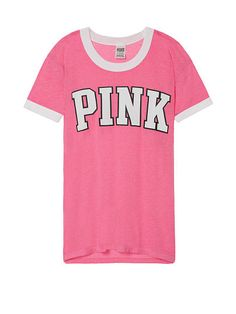 Shop PINK apparel for cute tops, tees, hoodies, leggings, joggers and more! Vs Pink Outfit, Pink Outfits, Preppy Outfits, Stylish Outfits, Preppy Clothes, Pink Clothes, Stylish Clothes, Pink Wardrobe, Victoria's Secret Pink