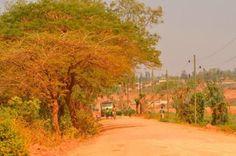 Dans l'Ouest Rwandais