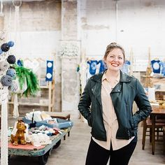 There are some new faces here and it's been awhile since I did #fridayintroductions so I'd like to say...hello! I'm Natasha owner and textile maker at House Sparrow Fine Nesting. I like to put handmade home textiles handmade home textiles skills pies and sometimes (well OK twice) children out into the world. I have a shop on ye olde Etsy a showroom/workshop space in TUL and an inbox-decorating habit at The Perch (link in profile). If you love floaty foods like smoothies and soups but hate…