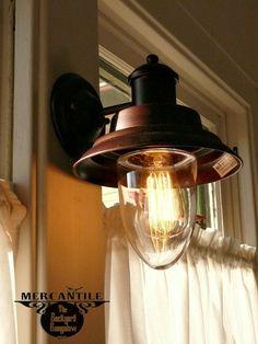 Kitchen light fixture new