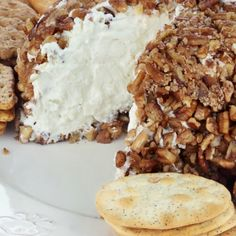 Pineapple Cheese Ball Recipe from Grandmother's Kitchen