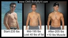 Body By Vi...recently joined these awesome people! Cant wait to get some results!