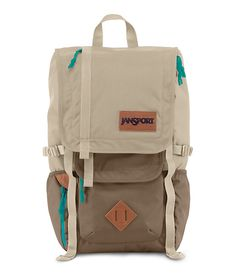 Bringing together outdoor influence with modern functionality, the JanSport Hatchet backpack features a versatile sleeve designed to fit a 15 inch laptop or hydration system, deluxe organizer panel, tablet pocket and water bottle pockets. Hiking Backpack, Laptop Backpack, Travel Backpack, Backpack Bags, Travel Bags, Duffle Bags, Girl Backpacks, School Backpacks, Tactical Knives