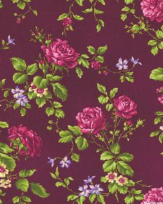 Harlow Classically Home - Vintage Climbing Rose - Warm Plum