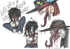creepypasta by JaneZam on DeviantArt