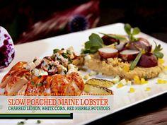 Chef Roble Lobster Recipe